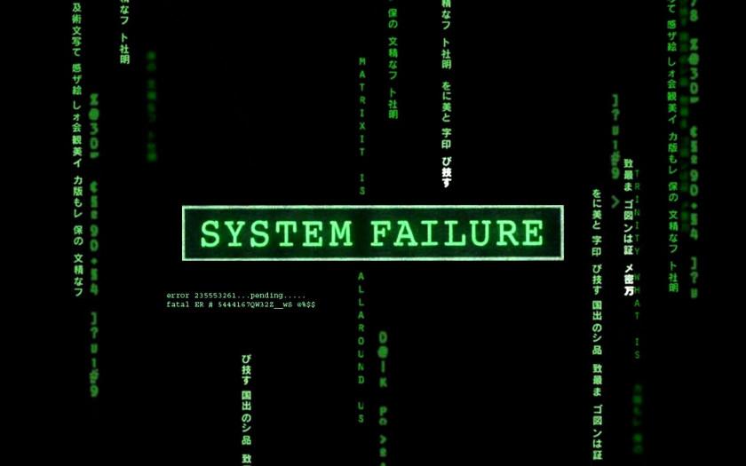 Small Failure